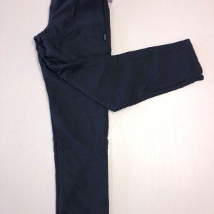 plain navy bottoms